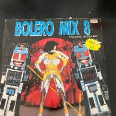 Discos de vinilo: BOLERO MIX 8. Lote 293166943