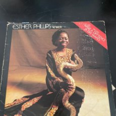 Discos de vinilo: ESTHER PHILLIPS. Lote 293167003