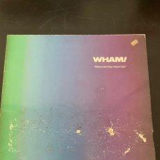 Discos de vinilo: WHAM!. Lote 293167648