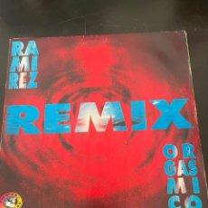 Discos de vinilo: RAMIREZ REMIX. Lote 293169178