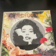 Discos de vinilo: SANDRA. Lote 293169323