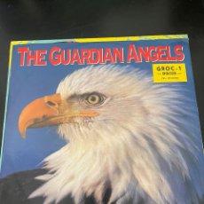 Discos de vinilo: THE GUARDIAN ANGELS. Lote 293169373