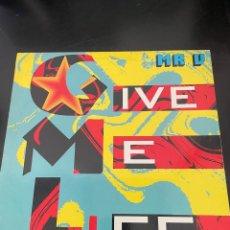 Discos de vinilo: GIVE ME LIFE. Lote 293169573