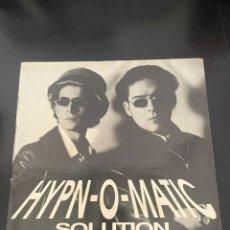 Discos de vinilo: HYPN O MATIC SOLUTION. Lote 293169913