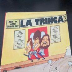 Discos de vinilo: LA TRINCA. Lote 293170093