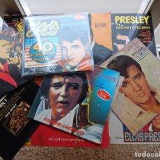 Discos de vinilo: LOTE DE 12 DISCOS DIFERENTES DE ELVIS PRESLEY DE VINILO DE 33 RPM CONSTA DE 16 LP DE LOS 70. Lote 293176143