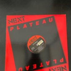 Discos de vinilo: NEXT PLATEAU. Lote 293191638
