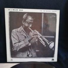 Discos de vinilo: LP JOE NEWMAN QUARTET - IN A MELLOW MOOD, 1984 ESPAÑA, IMPECABLE. Lote 293202533
