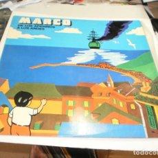 Discos de vinilo: LP MARCO DE LOS APENINOS A LOS ANDES. BACCAROLA 1977 SPAIN (PROBADO, BUEN ESTADO). Lote 293203728
