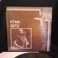 Discos de vinilo: LP STAN GETZ - STAN GETZ (LP, COMP), 1984 ESPAÑA, IMPECABLE!!. Lote 293204058