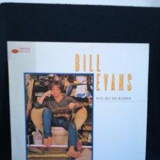 Discos de vinilo: LP BILL EVANS (3) - THE ALTERNATIVE MAN (LP, ALBUM), 1986 ESPAÑA, IMPECABLE. Lote 293214388