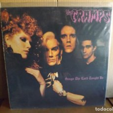 Discos de vinil: THE CRAMPS ---- SONGS THE LORD TAUGHT US. Lote 293242938