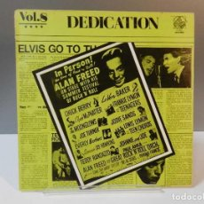 Discos de vinil: DISCO VINILO LP. PAUL SIMON, NEIL SEDAKA, TONY ORLANDO – DEDICATION VOL.8. 33 RPM.. Lote 293260553