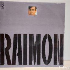 Discos de vinilo: RAIMON / MISMO TÍTULO / LP - DISCOPHON-1971 / MBC. ***/***. Lote 293274323