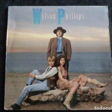 Discos de vinilo: WILSON PHILIPS , EDICIÓN ESPAÑOLA DEL 90 N.89. Lote 293274923