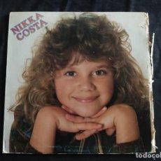 Discos de vinilo: IKKA COSTA LP ARIOLA 1981 92. Lote 293276358