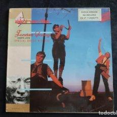 Discos de vinilo: MAXI SINGLE ESPAÑOL ALPHAVILLE FOREVER YOUNG N. 95. Lote 293277933