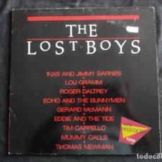Discos de vinilo: HE LOST BOYS B.S.O. ) LP 1987 GERMANY N. 108. Lote 293283048