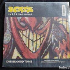Discos de vinilo: BEATS INTERNATIONAL DUB BE GOOD N. 110. Lote 293283728