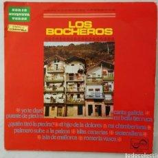 Discos de vinilo: LOS BOCHEROS LP DISCO. Lote 293284358