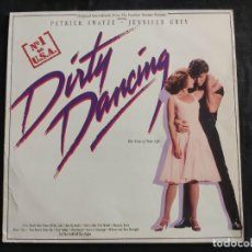 Discos de vinilo: DIRTY DANCING - ORIGINAL SOUNDTRACK FROM THE MOTION PICTURE N. 112. Lote 293285363