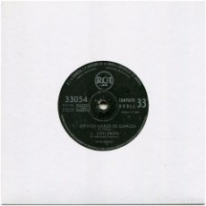 Discos de vinilo: ELVIS PRESLEY - ME ABANDONÓ MI NIÑA - EP SPAIN 1961 - RCA 33054 COMPACT 33 DOUBLE. Lote 293285603