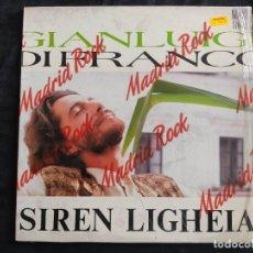 Discos de vinilo: GIAN LUIGI DIFRANCO N. 117. Lote 293287663