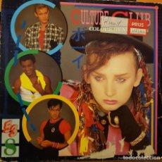 Discos de vinilo: CULTURE CLUB - COLOUR BY NUMBERS. Lote 293297558