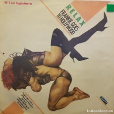 Discos de vinilo: RELAX - FRANKIE GOES TO HOLLYWOOD. Lote 293298868
