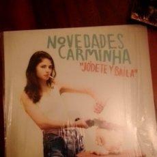 Discos de vinilo: NOVEDADES CARNINHA. JODETE Y BAILA.. Lote 293323163