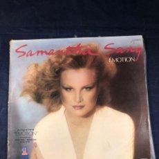 Discos de vinilo: SAMANTHA SANG. Lote 293334208