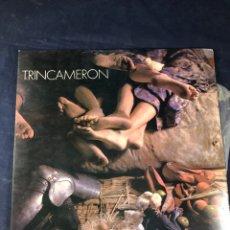 Discos de vinilo: TRINCAMERON. Lote 293334528
