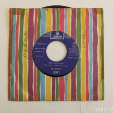 Dischi in vinile: BEATLES SINGLE JUKEBOX SHE LOVES YOU I WANT TO HOLD YOUR HAND ESPAÑA DSOL 66.056. Lote 293334573