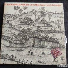 Discos de vinilo: CARLOS MEJIA GODOY Y LOS DE PALACAGUINA - EL SON NUESTRO DE CADA DIA - LP DE 1977 N. 148. Lote 293336418