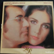 Discos de vinilo: ALBANO Y ROMINA POWER - SHARAZAN N. 150. Lote 293336878