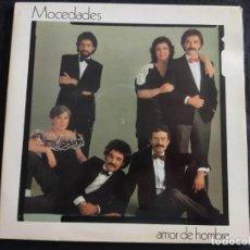 Discos de vinilo: MOCEDADES. AMOR DE HOMBRE N. 153. Lote 293338303