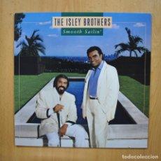 Discos de vinilo: THE ISLEY BROTHERS - SMOOTH SAILIN - LP. Lote 293338768