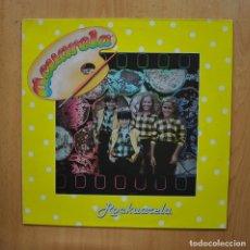 Discos de vinilo: ACUARELA - ROCKUARELA - LP. Lote 293338803