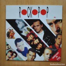 Discos de vinilo: VARIOS - ROCK POP VOL I - GATEFOLD 2 LP. Lote 293338878