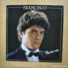 Discos de vinilo: FRANCISCO - CARIÑO MIO - LP. Lote 293339148
