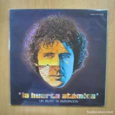 Discos de vinilo: MIGUEL RIOS - LA HUERTA ATOMICA UN RELATO DE ANTICIPACION - GATEFOLD LP. Lote 293339208