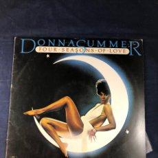 Discos de vinilo: DONNA SUMMER. Lote 293339398
