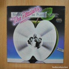 Discos de vinilo: THE PLATTERS - BODAS DE PLATA - LP. Lote 293339788