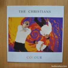 Discos de vinilo: THE CHROSTIANS - COLOUR - LP. Lote 293339793