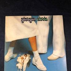 Discos de vinilo: GIORGIO AND CHRIS. Lote 293339998