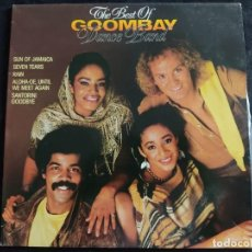 Discos de vinilo: GOOMBAY DANCE BAND,THE BEST DEL 83 N. 157. Lote 293340783