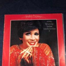 Discos de vinilo: SHIRLEY BASSEY. Lote 293341243