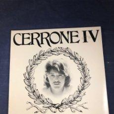 Discos de vinilo: CERRONE IV THE GOLDEN TOUCH. Lote 293343813