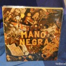 Disques de vinyle: CAJJ143 LP PUNK MANO NEGRA PATCHANKA 1988 CORRECTSIMO CON SOLO SEÑALES MUY MUY MENORES DE USO. Lote 293344108