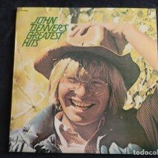 Discos de vinilo: LP VINILO JOHN DENVER GREATEST HITS N. 165. Lote 293344153